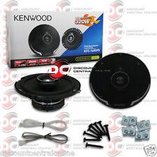 """KENWOOD KFC-1695PS 6.5"""" 3-WAY CAR AUDIO COAXIAL SPEAKERS (PAIR)"""