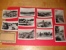 Victoria B C Canada pack of 10 Real Scene Graph Photos Gowen Sutton Co. unposted