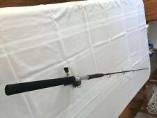 fishing rod custom 5-1/2 foot spinning rod with peen reel