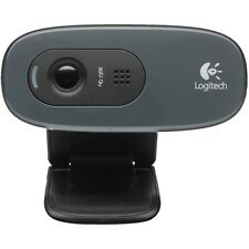 LOGITECH 960-001063 WEBCAM HD C270 USB 3MPX 1280X720  FLUID CRYSTAL MICROFONO IN