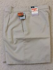 Women Dockers Shorts GO KHAKI with Stain Defender Size 14 - NEW
