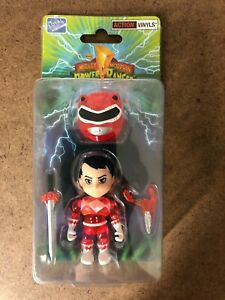 Loyal Subjects Mighty Morphin Power Rangers Red Ranger Crystal Armor SDCC 2015