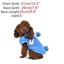 Pet Dog Clothes Stitch Costumes Warm Cozy Dog Cat Coat Clothes Apparels In Us