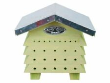PICCOLO ALVEARE PER API, DA APPOGGIO - in legno di pino con tetto zincato