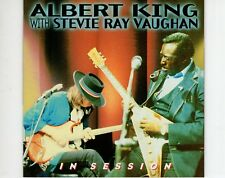 CD	ALBERT KING with STEVIE RAY VAUGHAN	in session	EX (A0970)