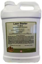 Liquid Lawn Starter Fertilizer 11-20-0 - 2.5 Gal.