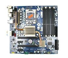 Dell Alienware 04VWF2 MS-7591 Rev.1.0 Mainboard Micro ATX Sockel 1366  #304471