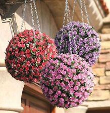 Plastic Topiaries Flowers
