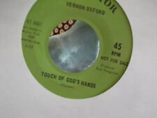 **PROMO**VERNON OXFORD THE WOMEN IS MINE / TOUCH OF GODS HAND ON RCA GREEN LABEL