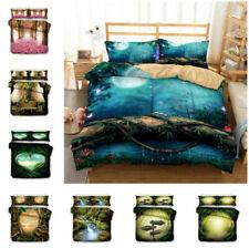 Green 3D Bedding Sets & Duvet Covers