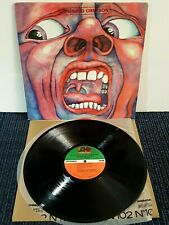 King Crimson In The Court Of The Crimson King LP (VG++) 1969 SD 19155 Prog Psych