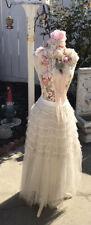 Vintage Shabby Chic Dress Form