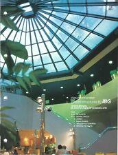 Building Brochure - IBG Ickes-Braun Glasshouses Glass Glazed Structure (AF76)