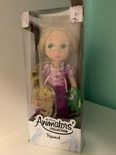 Disney Animators' Collection Rapunzel Doll in opened box from Disney Land Paris
