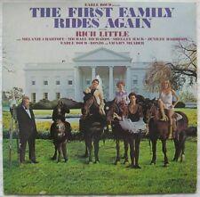 The First Family Rides Again LP Boardwalk NB1-3328 VG+