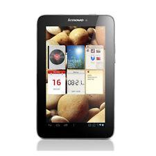 "Lenovo IdeaTab A2107 8GB Tablet (7.0"", 1GHz, MicroSD, Dual-Cameras, WiFi, Grey)"