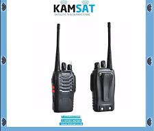4X BAOFEGN BF-888S Walkie Talkie Headset Two Way Radio Security Patrol Police BT