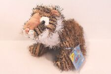 Webkinz Tiger HM032 Stuffed Animal Virtual World Toy New With Code
