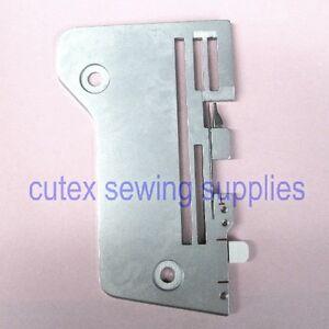 Throat Plate #A11155030B0A For Juki MO-623 Portable Overlock Machine - Original