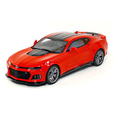GT Spirit 1/18 2017 Chevrolet Camaro ZL1 Coupe Red US012 Acme NEW