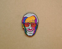 Stan Lee Fan Art Enamel Pin