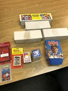 Sports Card/Trading Cards Collection! LOTS of unopened packs!
