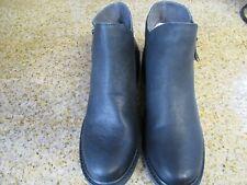 Parfeying Ankle Boots, Waterproof Booties, Memory Foam Insole, Non-Slip W/9 M/8