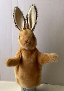 Vintage Steiff Bunny Rabbit Hand Puppet