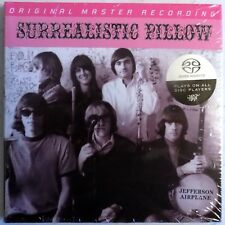 Jefferson Airplane - Surrealistic Pillow - Mobile Fidelity - Hybrid CD/SACD -New