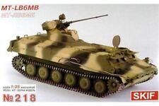 SKIF 218 1/35 Artillerie-Transportschlepper MT-LB6MB