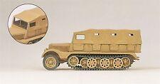 Preiser 16562 1:87 military; Halbketten Zugmaschine