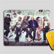 KPOP Bangtan Boys WINGS Album BTS Mouse Pad For Computer Laptops New 1pc
