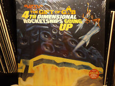 THE GIFT OF GAB - 4TH DIMENSIONAL ROCKETSHIPS GOING UP (VINYL 2LP)  2004!!  RARE