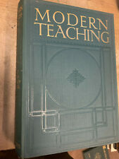 Modern Teaching vol 5 Art. Enid Blyton 1928 first edition