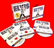 Elvis Presley-Heartbreak Hotel-2 CD & DVD Collector's Edition Tin-UK issue-NEW!