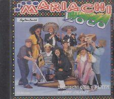 Mariachi Oro Y Plata de Pepe Chavez Disco Mariachi Loco CD New Nuevo Sealed