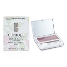 Clinique All About Shadow - #AX Chocolate Covered Cherry (Soft Matte) 2.2g