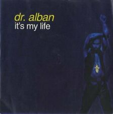 """Dr. Alban It's my life (1992)  [7"""" Single]"""
