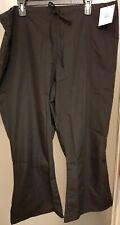 Ladies Cherokee Black Uniform Pants Size 2X-Large