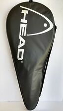 """Head Pyramid Power Big Bang Squash Racquet - Grip 4 3/8"""" with Zippered Cover"""
