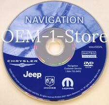 04 2005 2006 CHRYSLER PT CRUISER TOURING CONV NAVIGATION MAP CD DVD 2013 UPDATE