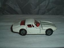 CORGI TOYS MARCOS VOLVO 1800 IN USED CONDITION VINTAGE A CLEAN EXAMPLE SEE PICS
