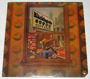 Philippines THE BLACKBYRDS City Life SEALED LP Record