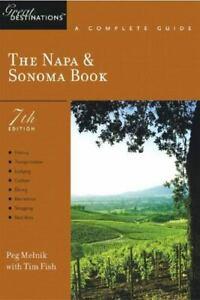 Napa and Sonoma Book Perfect Peg Melnik