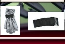 Gürtelhalter Handschuhhalterung für Handschuhe Nylon m. Metall Öse