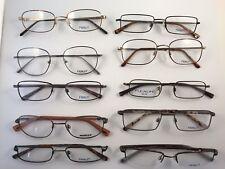 Lot of 10 New Authentic Flexon Rx eyeglasses various