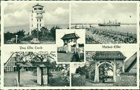 Ansichtskarte Das alte Land NIeder-Elbe   (Nr.9604)