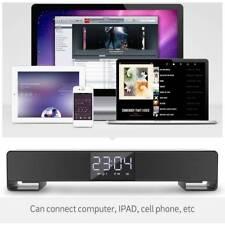Surround Sound Bar System Wireless Bluetooth Soundbar Home Theater Speaker fr TV