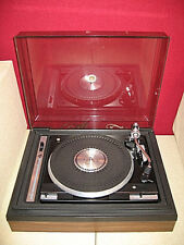 BSR 978 Turntable with Base and Dust cover Includes Magnetic Cartridge/Stylus