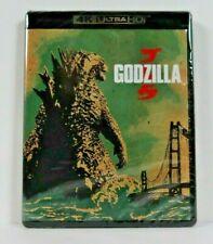 Godzilla (Blu-ray, 2021, 4K Ultra HD)*New **Free shipping